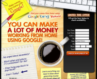 make money from home with google