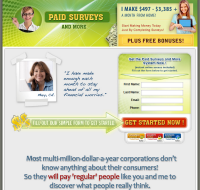 Paid Surveys and More