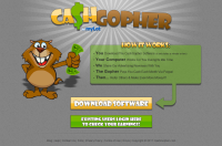 Cash Gopher
