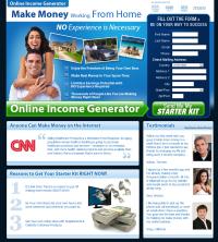 Online Income Generator