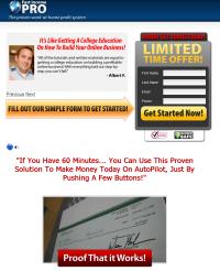 Fast Income Pro