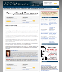 Penny Stock Fortunes