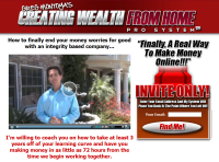 Creating Wealth From Home Pro System