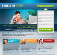 Bankcard Profit System