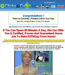 Clicks 2 Cash