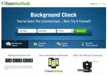 Www beenverified com review