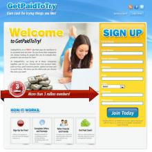 GetPaidToTry.com