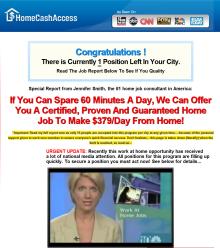 Home Cash Access