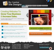 My Creative Site Designs