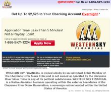 Western Sky Financial
