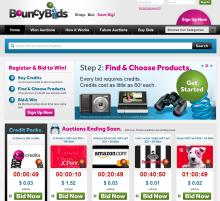 BouncyBids.com