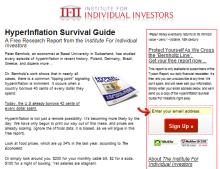 Institute of Individual Investors