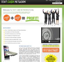 TextCashNetwork.com