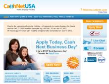 CashNetUSA.com