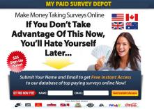MyPaidSurveyDepot.com