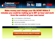 Breakout Incomes