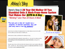 Abbey's Blog