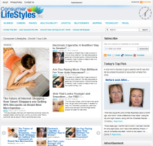 ConsumerLifestyles.org