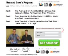 BenAndDavesProgram.com