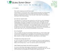 GlobalSurveyGroup.com