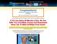 Instant Income From Home