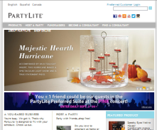 PartyLite.com
