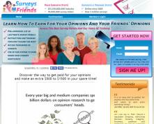 SurveysAndFriends.com