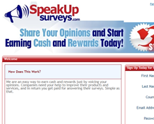 SpeakUpSurveys.com